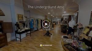 The Underground Attic